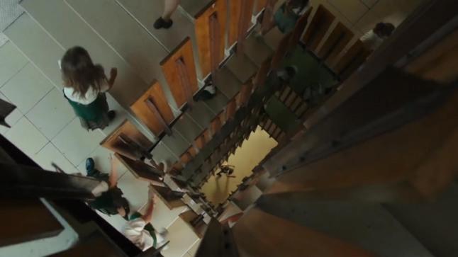 Les images du teaser du long-métrage Verónica du realisateur Paco Plaza (2 sur 11)
