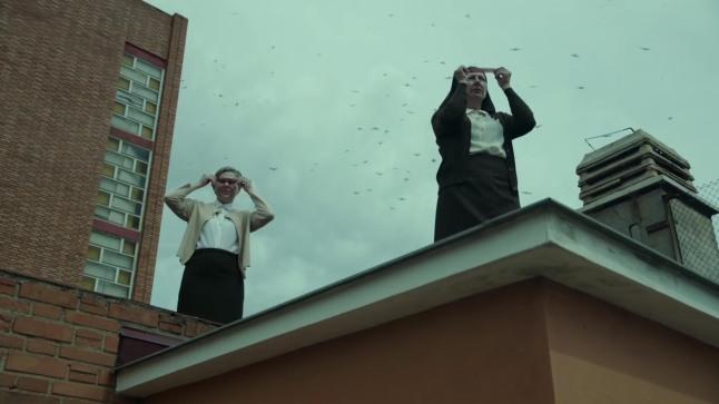 Les images du teaser du long-métrage Verónica du realisateur Paco Plaza (4 sur 11)