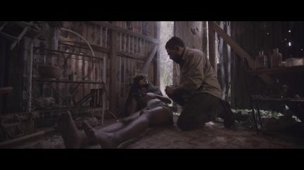 Screenshot du court-métrage Tropikal Monsters du réalisateur réunionnais Pierre Erudel