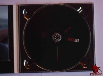 L'intérieur de l'album In Extremis de Sho'r Ezé