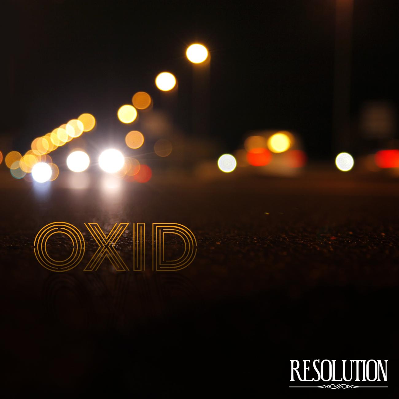 Pochette de lalbum Oxid