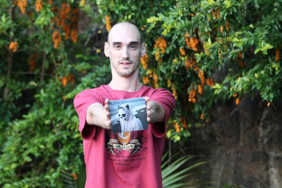 Portrait du beatmaker réunionnais Don Korto